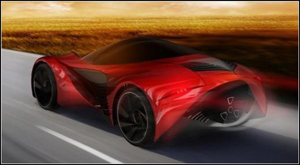 Ariel Atom – концепт автомобиля с ядерным реактором