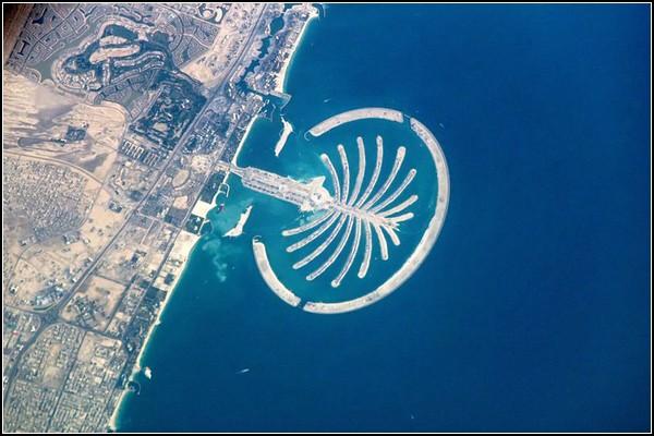 Пальмовые острова, ОАЭ
