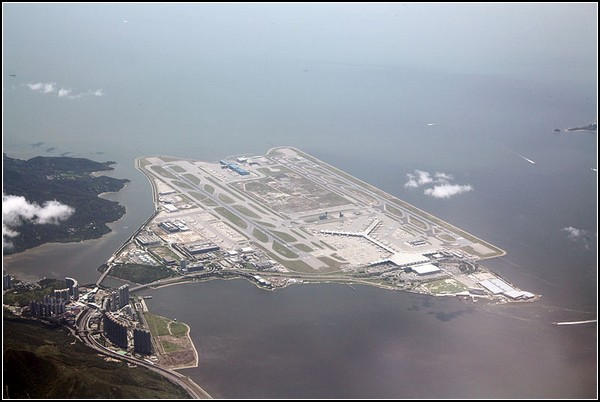 Аэропорт Чхеклапкок, Гонконг