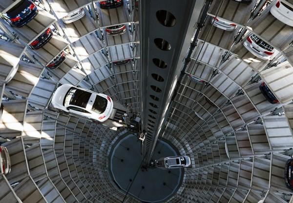 Автогород от Volkswagen