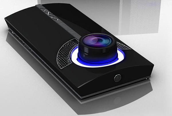 AXIO Blue Eye – фотоаппарат недалекого будущего