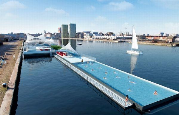 Badboot – самый большой в мире плавающий бассейн