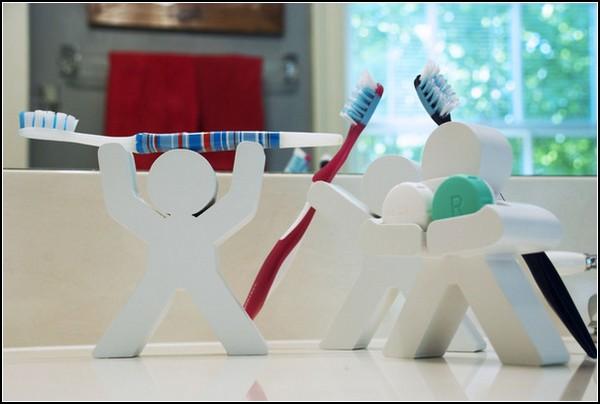 Bathroom Body Builders: ванные аксессуары для спортивных людей