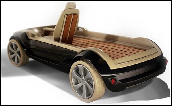 Пляжный автомобиль Beach Boy