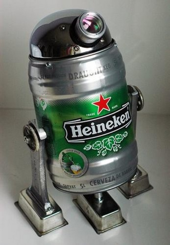 R2-Beer2 – дроид для пива