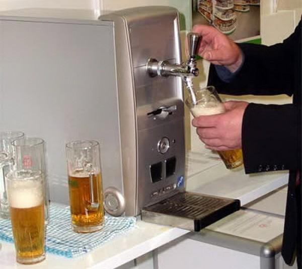 PC Beer Dispenser – компьютер для фанатов пива