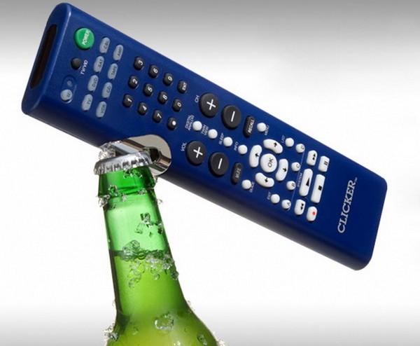 Телевизионный пульт для пиволюбов