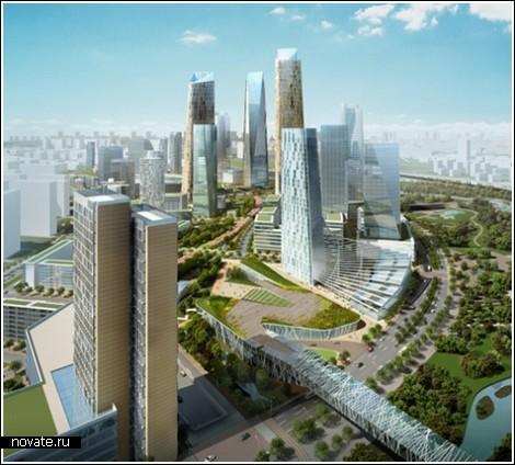 Геотермический район в Пекине