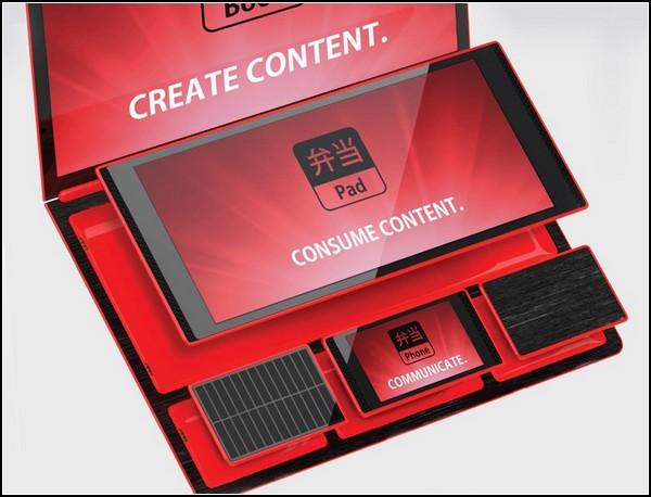 Bento  – модульный ноутбук для максималистов