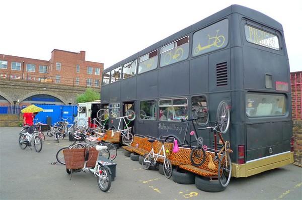Библиотека велосипедов The Bicycle Library