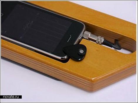 Гитара из iPhone
