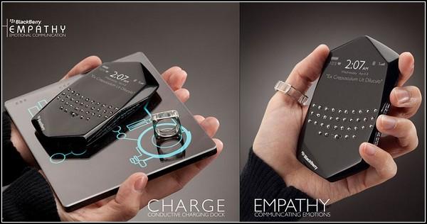 Blackberry Empathy: телефон, который научит сочувствовать