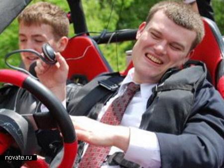 Автомобиль для слепых
