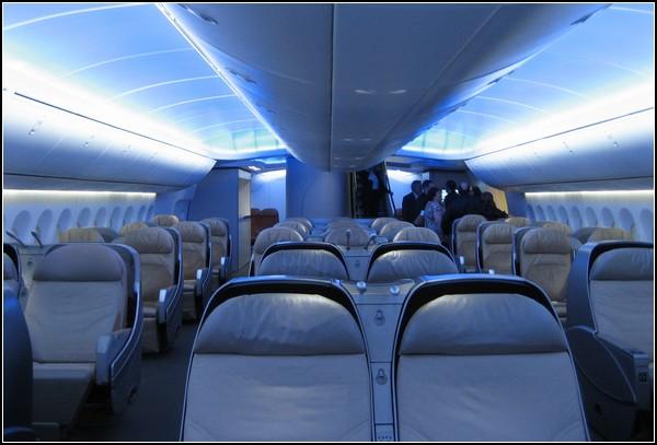 Boeing 747-8 Intercontinental: экономный и экологичный