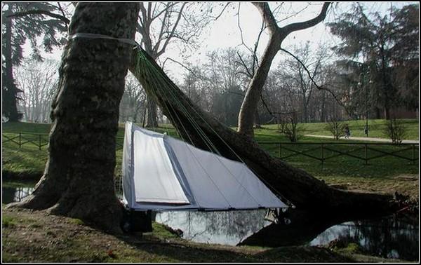 Висячая палатка Branch Tent