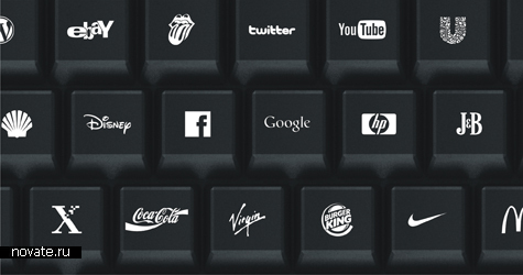Брендированная клавиатура