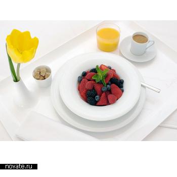 Поднос для завтрака в кровать
