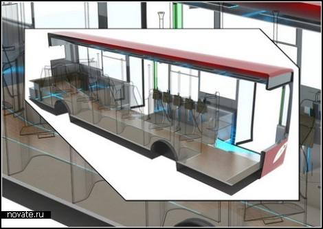 Автобус первого класса