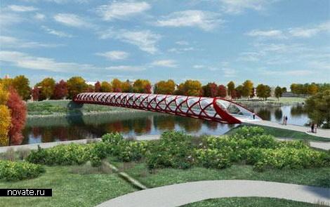 Мост-червь из Калгари