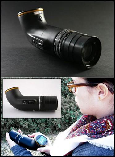 Необычные фотокамеры
