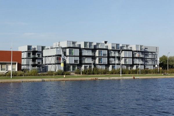 Cite A Docks – общежитие для французских студентов