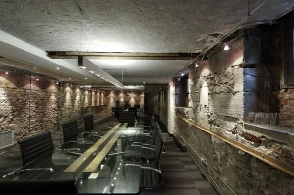 Пещерная комната для переговоров
