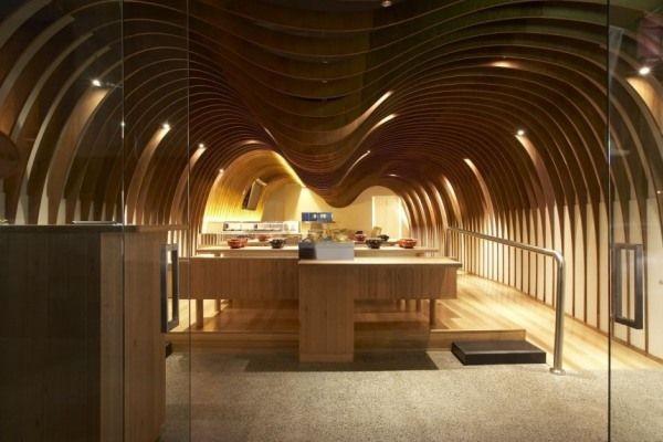 Пещерный ресторан в Сиднее
