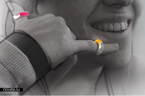 Мобильные кольца