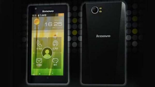 Lenovo K800 – первый в мире смартфон на базе ОС Intel Medfield