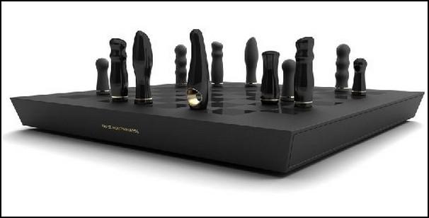 Шахматы для секс-шопа