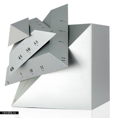 Настольные часы - Временной куб - Новые.