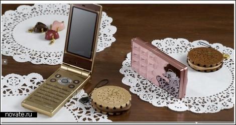 Шокофон для любительниц сладкого