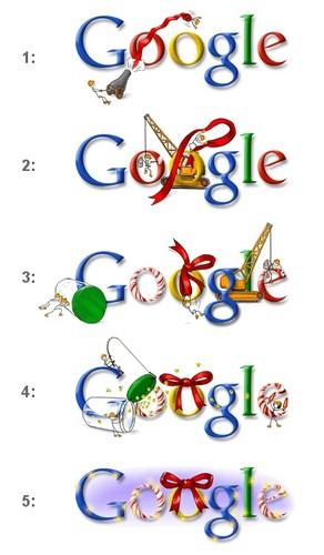 Рождественский Google