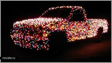 Рождественский пикап