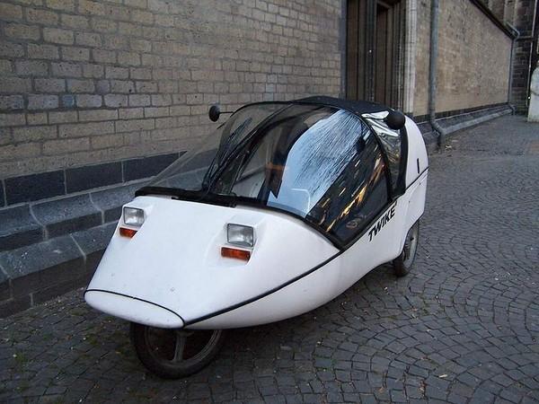 Twike - «несерьезный» городской автомобиль