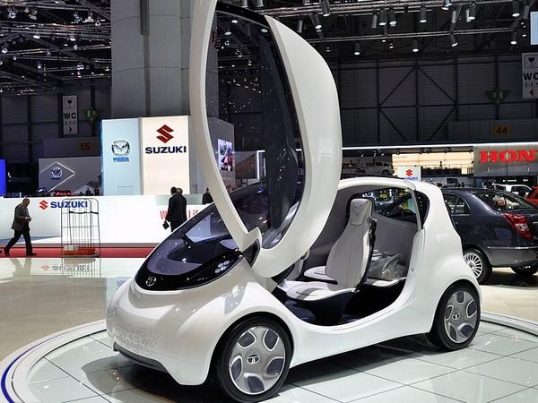 Tata Pixel — городской автомобиль премиум-класса