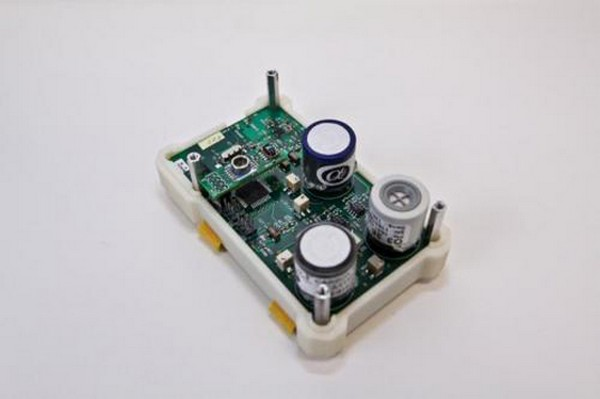 CitiSense – датчик загрязненности воздуха в мобильном телефоне