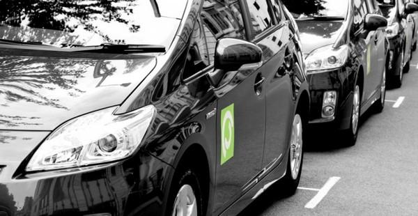 ClimateCars – «зеленые» такси на улицах Лондона