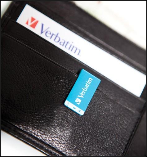 Флешки-скрепки от Verbatim