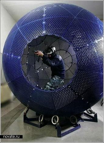 Виртуальная сфера для солдат и игроманов