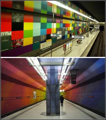 Мюнхенский U-Bahn