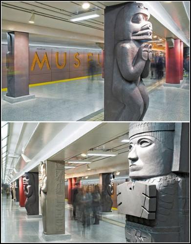Метрополитен Торонто