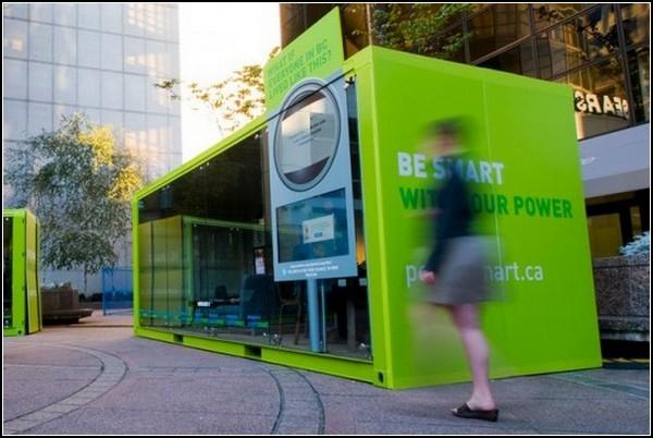 Как экономить энергию? Социальная реклама в Ванкувере