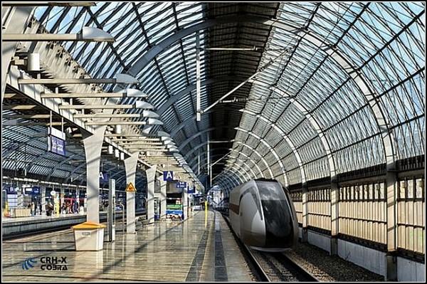 Поезда Cobra: будущее китайских железных дорог