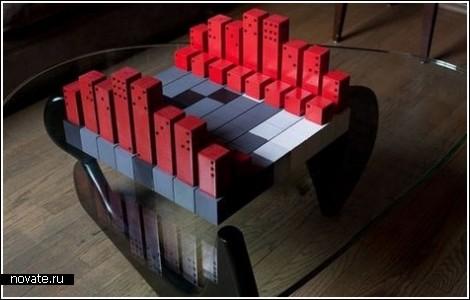 Шахматы для любителей домино