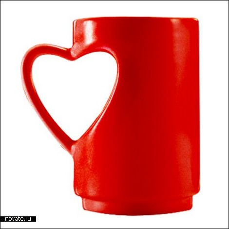 Кружки для любящих сердец