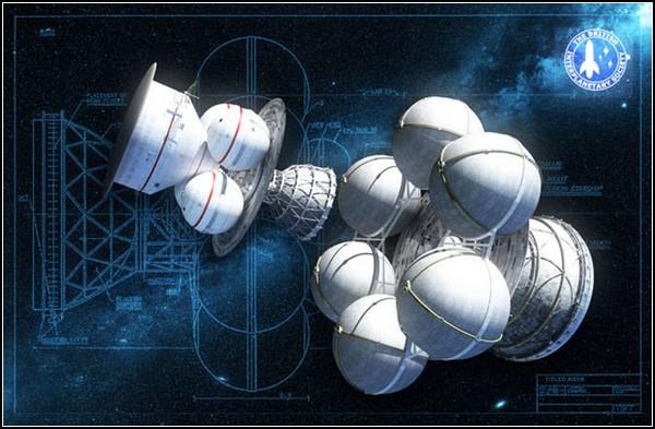 Проект «Икар»: создание межзвездного крейсера