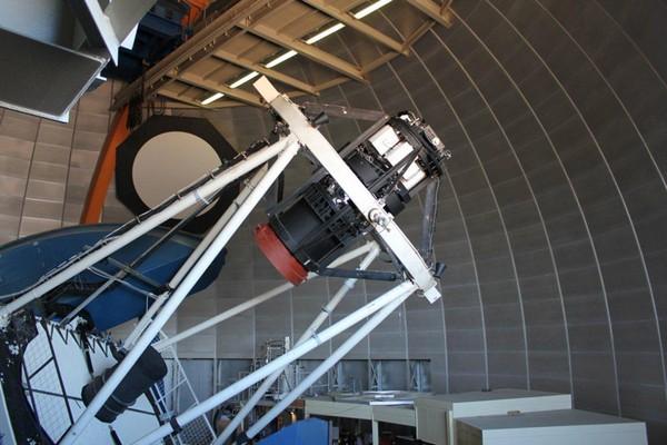 Dark Energy Camera  - 570-мегапиксельная камера для поиска темной энергии
