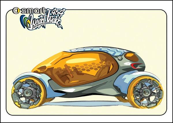 Автомобили LA Design Challenge