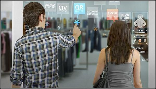 Шоппинг без походов по магазинам от компании Intel